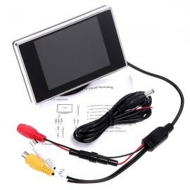 "Monitor LCD de 4.3"""
