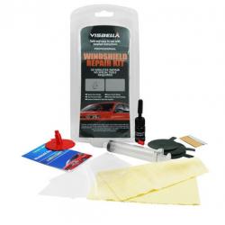 Kit de Reparação Vidro Para Brisas