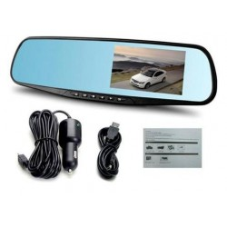 Câmara Auto Retrovisor HD
