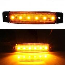Luz Presença - LED - Amarelo