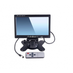 "Monitor LCD de 7"""