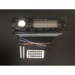 Rádio Auto ELEMENT MK1-  PEN - USB - Cartão de Memória
