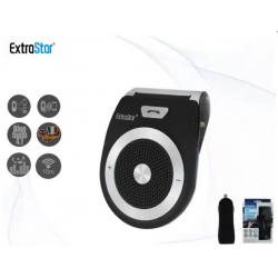 Sistema Mãos Livres - Bluetooth e Leitor de Áudio