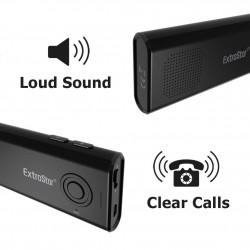 Sistema Mãos Livres YET2 Universal- Bluetooth e Leitor de Áudio
