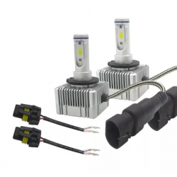 Kit LED CANBUS - 200% 6000k D1S - D3S