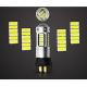 Par de Lâmpadas LED PW24w - 6000k - 600LM - Canbus.