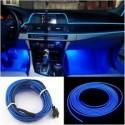 Luz de Contorno Interior - Azul - 3 Metros