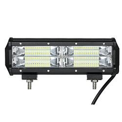 Farol Barra LED  - 144w  22cm