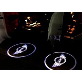 Luz De Cortesia Mini- 2 Portas