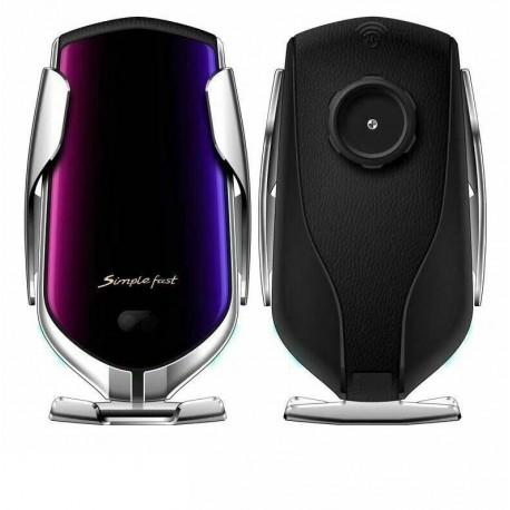 Suporte - Carregador Sem Fio - Wireless - Sensor Inteligente - Modelo R2