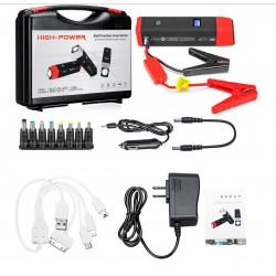 Booster Auto e Carregador de Bateria 20000mAh - Digital