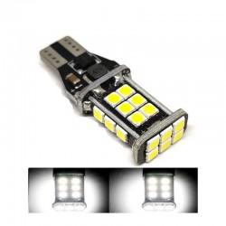 Lâmpada LED T15 / W16w  (marcha atrás) com canbus.
