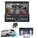 """Rádio LCD 7 """" - 1 DIN - Mirror Link - Camara - Bluetooth - USB - Cartão SD"""