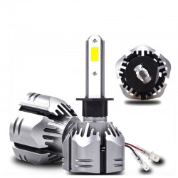 Kit LED R11 - H1 H4 H7 - 28000 Lumens 8V até 48V
