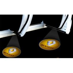 Luz De Cortesia Renault - 2 Portas