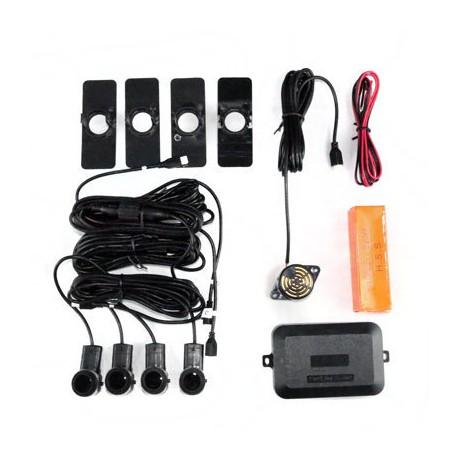"""Sensores de Estacionamento OEM 16mm - Cor """"Preto"""""""