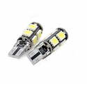LED W5W - T10 CANBUS - 11 SMD - Alto Brilho